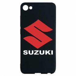 Чехол для Meizu U10 Suzuki - FatLine