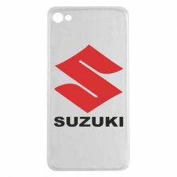 Чехол для Meizu U20 Suzuki - FatLine