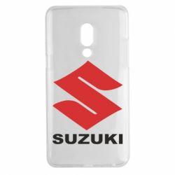Чехол для Meizu 15 Plus Suzuki - FatLine