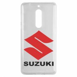 Чехол для Nokia 5 Suzuki - FatLine