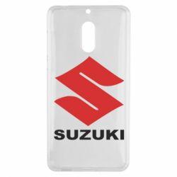 Чехол для Nokia 6 Suzuki - FatLine