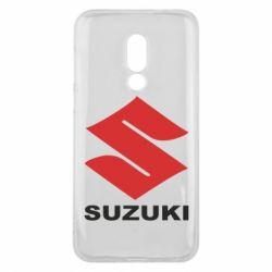 Чехол для Meizu 16 Suzuki - FatLine