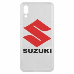 Чехол для Meizu E3 Suzuki - FatLine