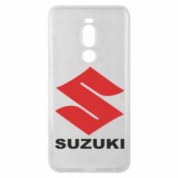 Чехол для Meizu Note 8 Suzuki - FatLine