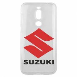 Чехол для Meizu X8 Suzuki - FatLine