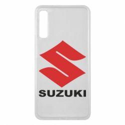 Чехол для Samsung A7 2018 Suzuki - FatLine