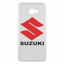 Чехол для Samsung J4 Plus 2018 Suzuki - FatLine