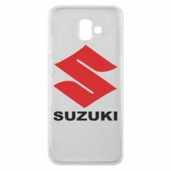 Чехол для Samsung J6 Plus 2018 Suzuki - FatLine