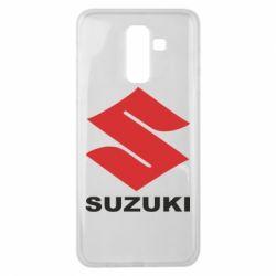 Чехол для Samsung J8 2018 Suzuki - FatLine