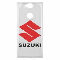 Чехол для Sony Xperia XA2 Plus Suzuki - FatLine