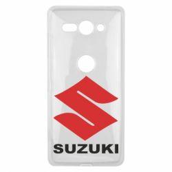 Чехол для Sony Xperia XZ2 Compact Suzuki - FatLine