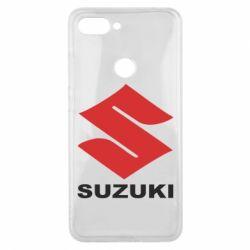 Чехол для Xiaomi Mi8 Lite Suzuki - FatLine