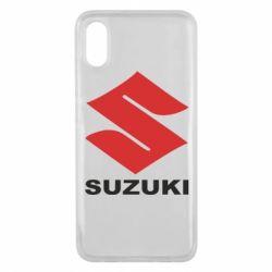 Чехол для Xiaomi Mi8 Pro Suzuki - FatLine