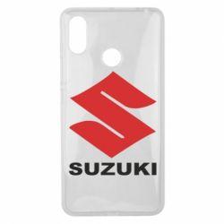 Чехол для Xiaomi Mi Max 3 Suzuki - FatLine