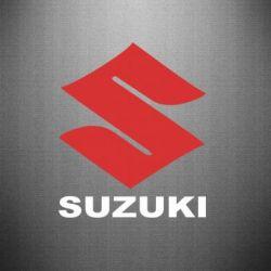 Наклейка Suzuki - FatLine