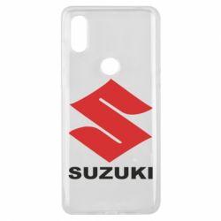 Чехол для Xiaomi Mi Mix 3 Suzuki - FatLine