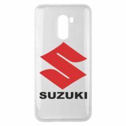 Чехол для Xiaomi Pocophone F1 Suzuki - FatLine