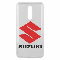 Чехол для Nokia 8 Suzuki - FatLine