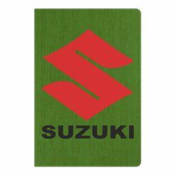 Блокнот А5 Suzuki