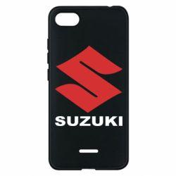Чехол для Xiaomi Redmi 6A Suzuki - FatLine