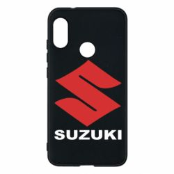 Чехол для Mi A2 Lite Suzuki - FatLine