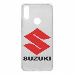 Чехол для Xiaomi Redmi 7 Suzuki - FatLine