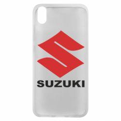 Чехол для Xiaomi Redmi 7A Suzuki - FatLine