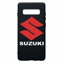 Чехол для Samsung S10+ Suzuki - FatLine