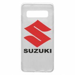 Чехол для Samsung S10 Suzuki - FatLine