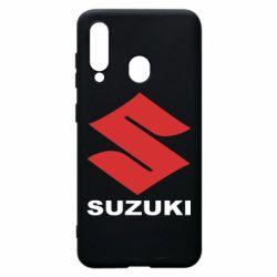 Чехол для Samsung A60 Suzuki - FatLine