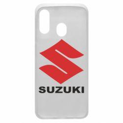 Чехол для Samsung A40 Suzuki - FatLine