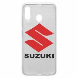 Чехол для Samsung A20 Suzuki - FatLine