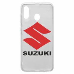 Чехол для Samsung A30 Suzuki - FatLine