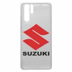 Чехол для Huawei P30 Pro Suzuki - FatLine