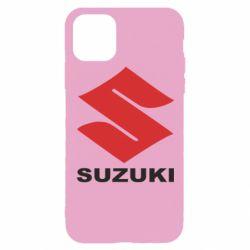 Чехол для iPhone 11 Pro Max Suzuki - FatLine
