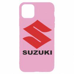 Чехол для iPhone 11 Pro Suzuki - FatLine