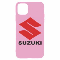 Чехол для iPhone 11 Suzuki - FatLine