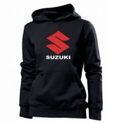 Толстовка жіноча Suzuki - FatLine