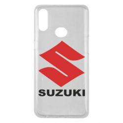 Чехол для Samsung A10s Suzuki - FatLine