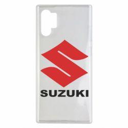 Чехол для Samsung Note 10 Plus Suzuki - FatLine