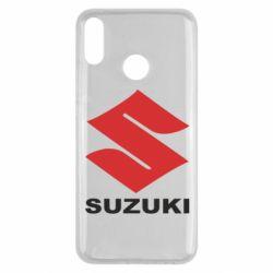 Чехол для Huawei Y9 2019 Suzuki - FatLine