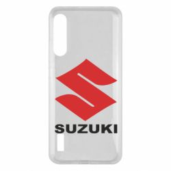 Чохол для Xiaomi Mi A3 Suzuki - FatLine