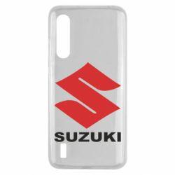 Чехол для Xiaomi Mi9 Lite Suzuki - FatLine
