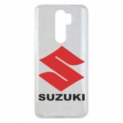 Чехол для Xiaomi Redmi Note 8 Pro Suzuki - FatLine