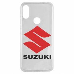 Чехол для Xiaomi Redmi Note 7 Suzuki - FatLine