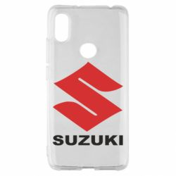 Чехол для Xiaomi Redmi S2 Suzuki