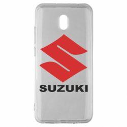Чехол для Xiaomi Redmi 8A Suzuki
