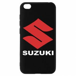 Чехол для Xiaomi Redmi Go Suzuki