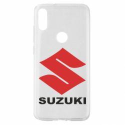 Чехол для Xiaomi Mi Play Suzuki