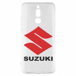 Чехол для Xiaomi Redmi 8 Suzuki